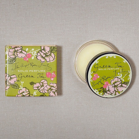 GREEN TEA SOLID PERFUME