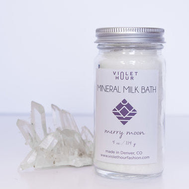 MINERAL MILK BATH - MERRY MOON