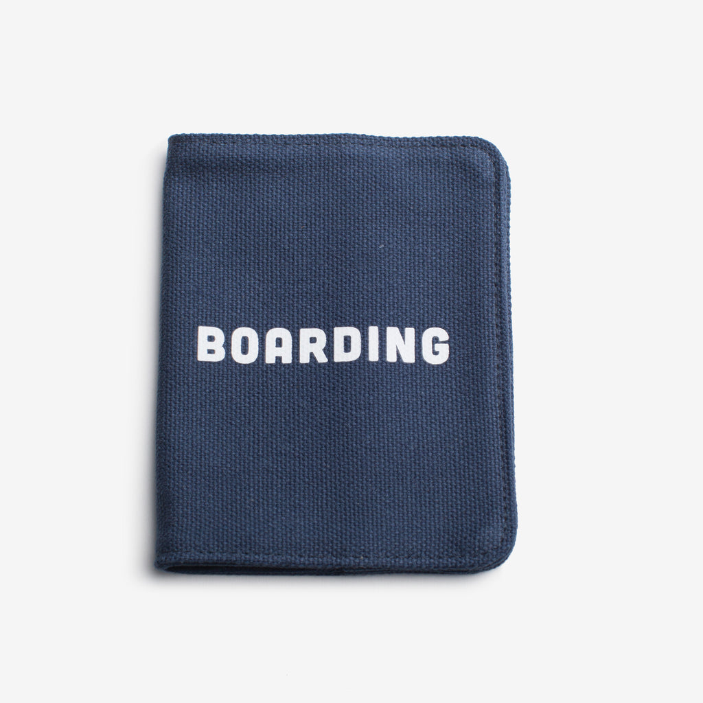 BOARDING PASSPORT HOLDER - Give Lovely