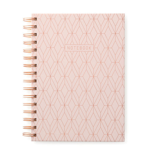"COPPER GEO | PINK ""NOTEBOOK"""