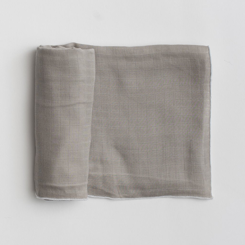 ORGANIC COTTON CAMERON SWADDLE