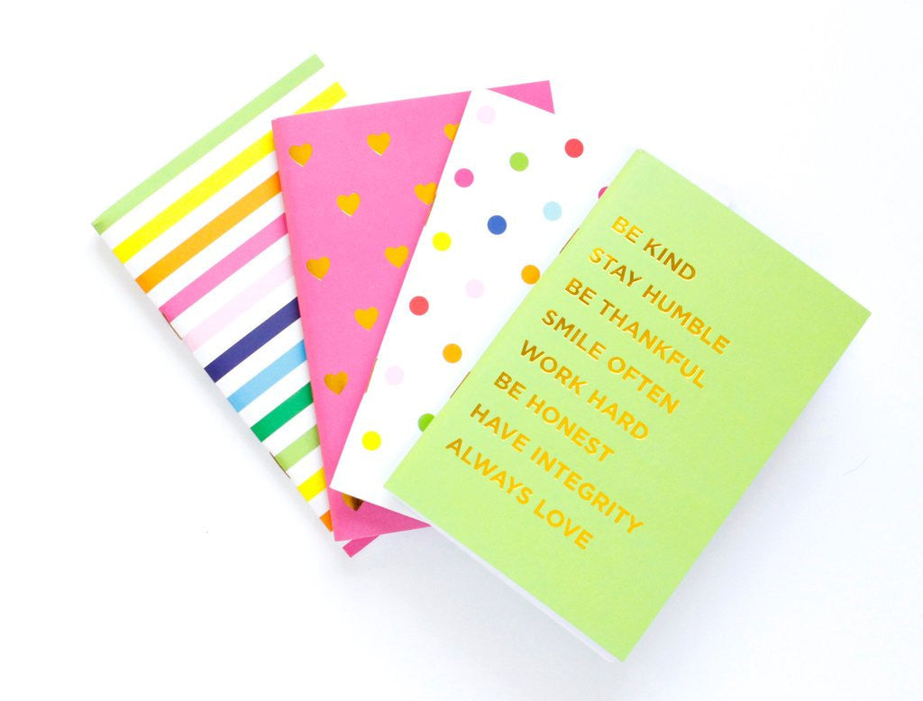 MINI NOTEBOOK BUNDLE