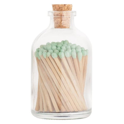 MINT GREEN FANCY MATCHES