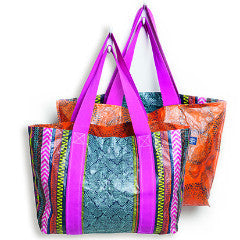 TRIBAL BEAT REVERSIBLE TOTE