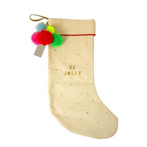 BE JOLLY STOCKING - Give Lovely