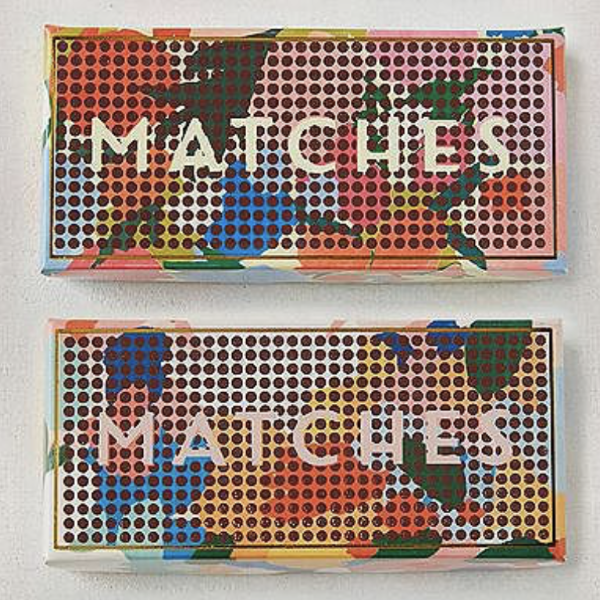 HAPPY GO LUCKY MATCHBOX