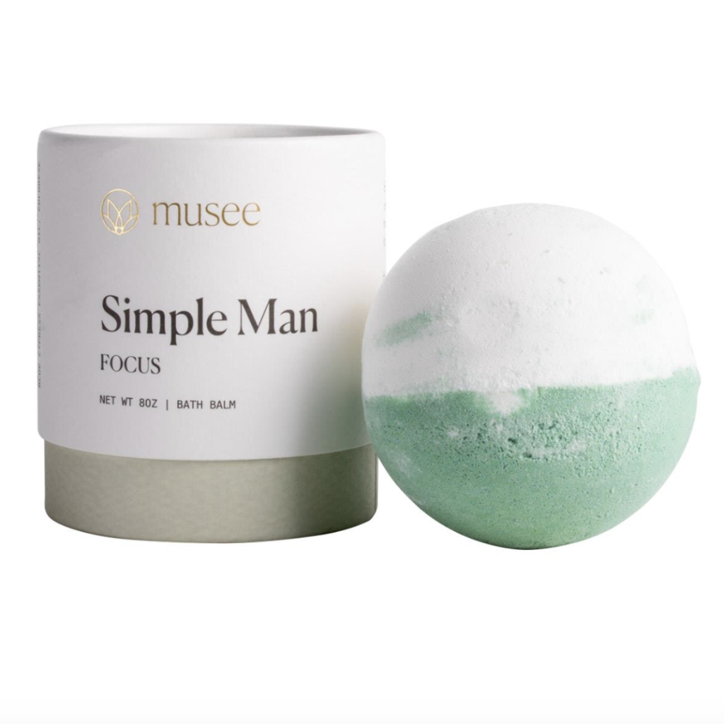SIMPLE MAN BATH BOMB