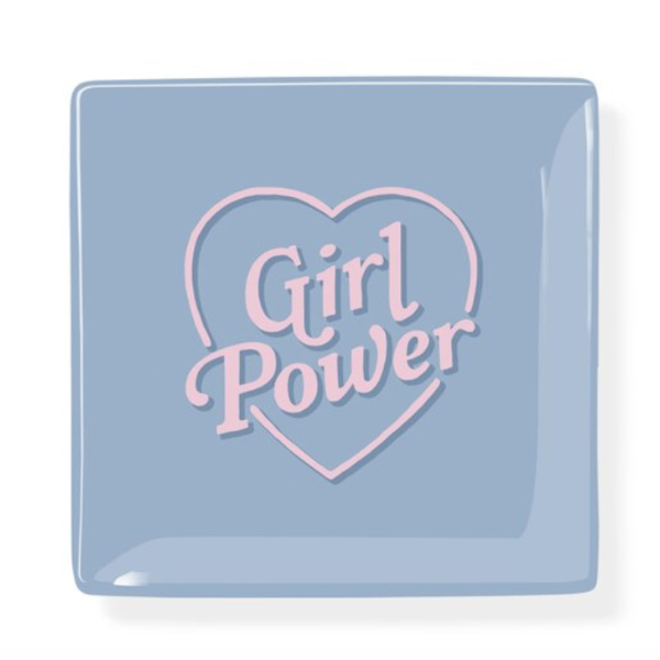 GIRL POWER TRAY