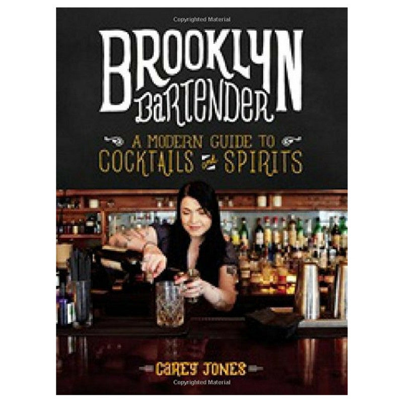 BROOKLYN BARTENDER - Give Lovely