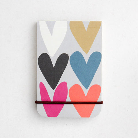 HEARTS LITTLE JOTTER - Give Lovely