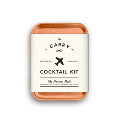 CARRY ON COCKTAIL KIT - MOSCOW MULE - Give Lovely