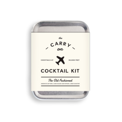 CARRY ON COCKTAIL KIT - OLD FASHIONED - Give Lovely