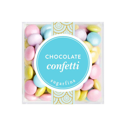 CHOCOLATE CONFETTI - Give Lovely
