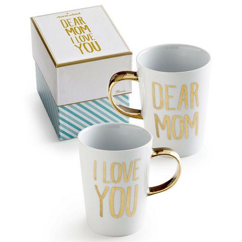 DEAR MOM I LOVE YOU MUG - Give Lovely