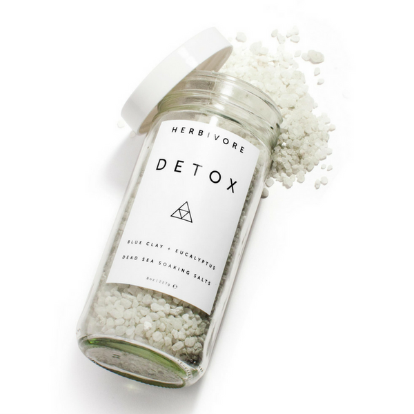 DETOX BATH SALTS - Give Lovely