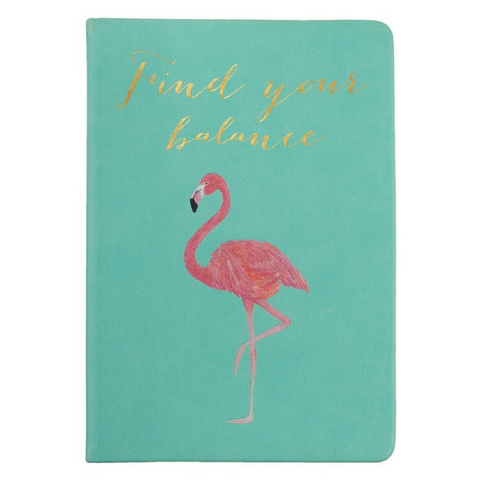 FLAMINGO BALANCE JOURNAL - Give Lovely