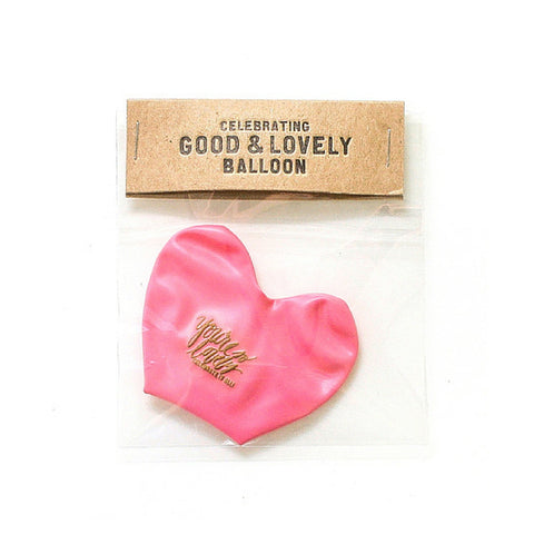 GOOD & LOVELY BALLOON