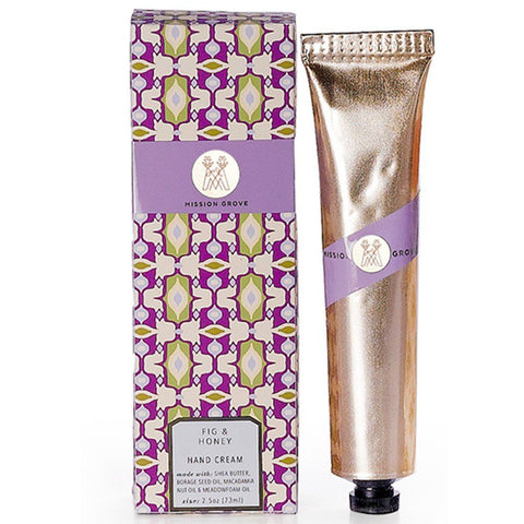 FIG & HONEY HAND CREAM
