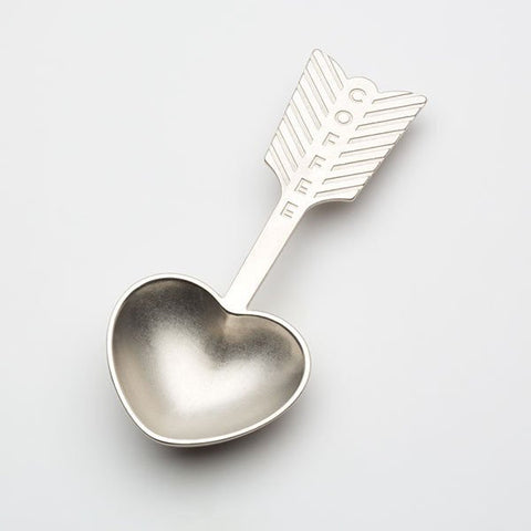 HEART COFFEE SCOOP - Give Lovely