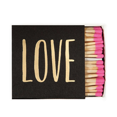 LOVE MATCHBOX