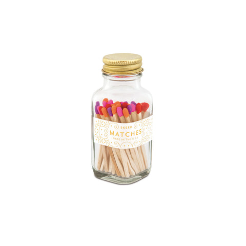 MINI PARTY MATCH BOTTLE (ORANGE)