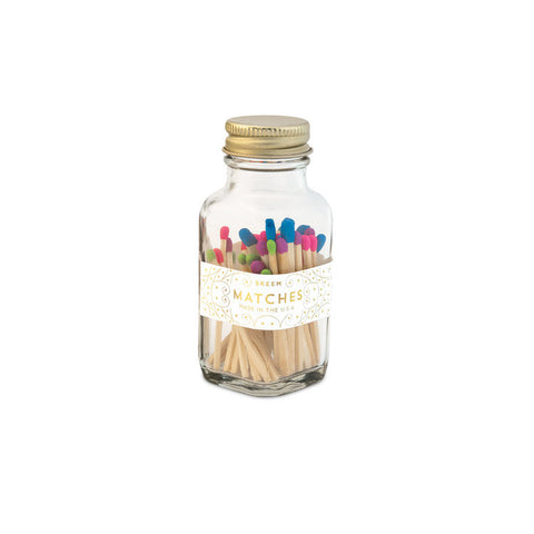 MINI PARTY MATCH BOTTLE (BLUE)