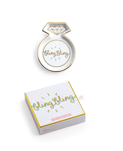 BLING BLING RING TRAY - Give Lovely