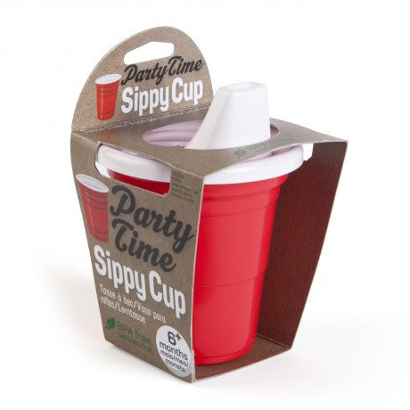 PARTY TIME SIPPY CUP