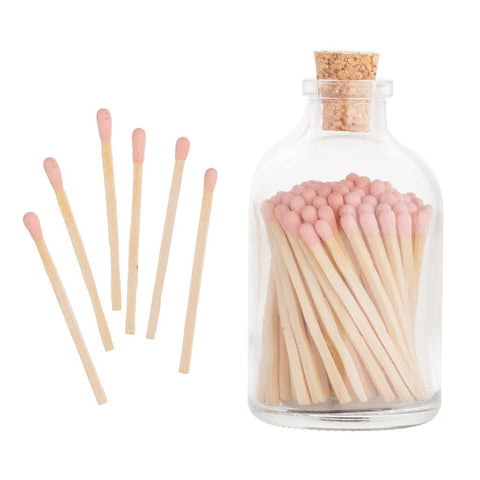 BLUSH PINK FANCY MATCHES - Give Lovely