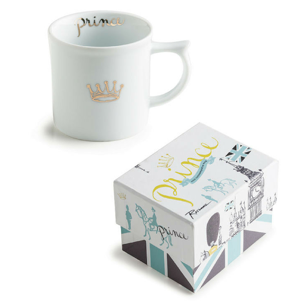ROYAL TEA PARTY MUG - PRINCE