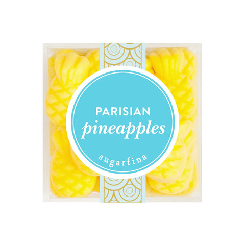 PARISIAN PINEAPPLES