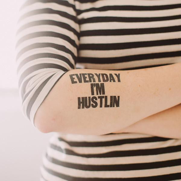 HUSTLIN' TATTOOS