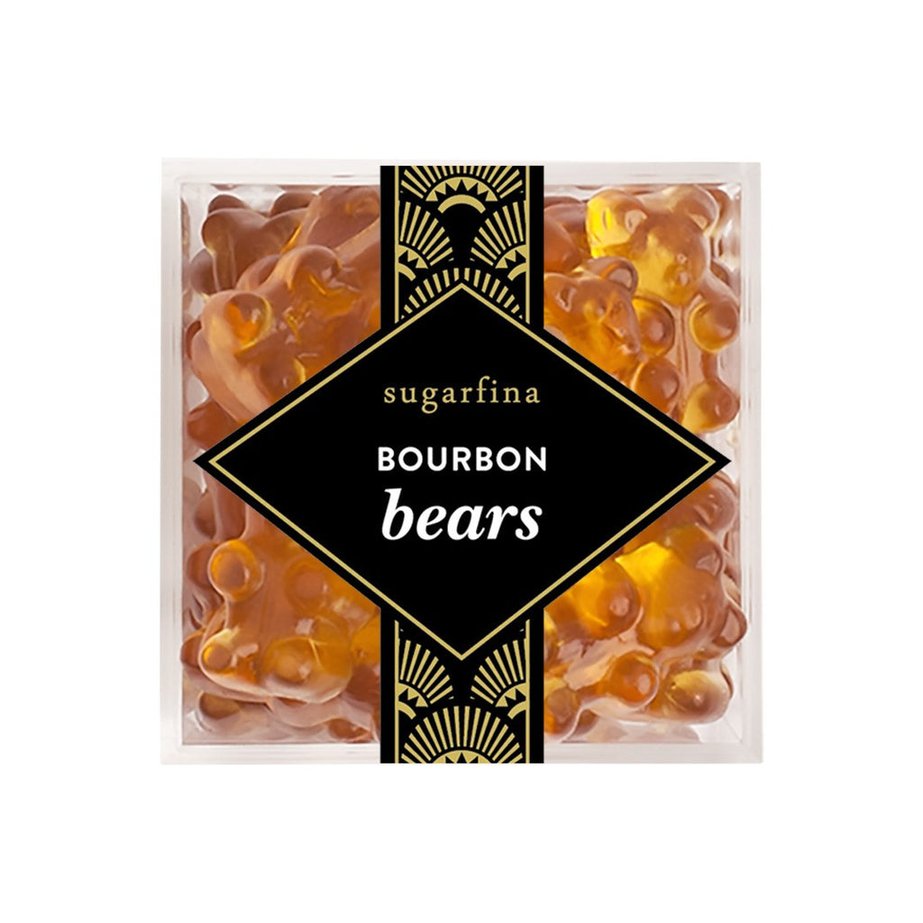 BOURBON GUMMY BEARS