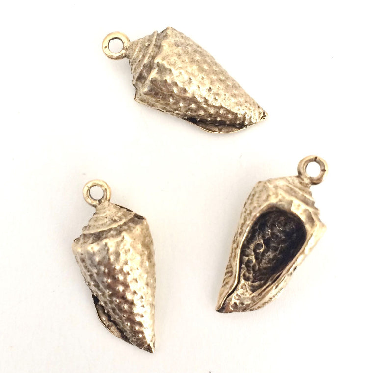 Conch Shell charms