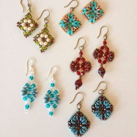 Beaded Earrings Class