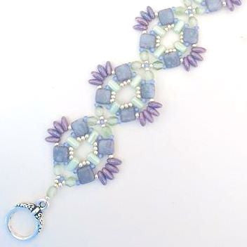 Deco Egyptian Bracelet Kit - Blue Lotus