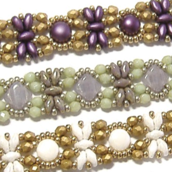Filigree Beaded Bracelet Class