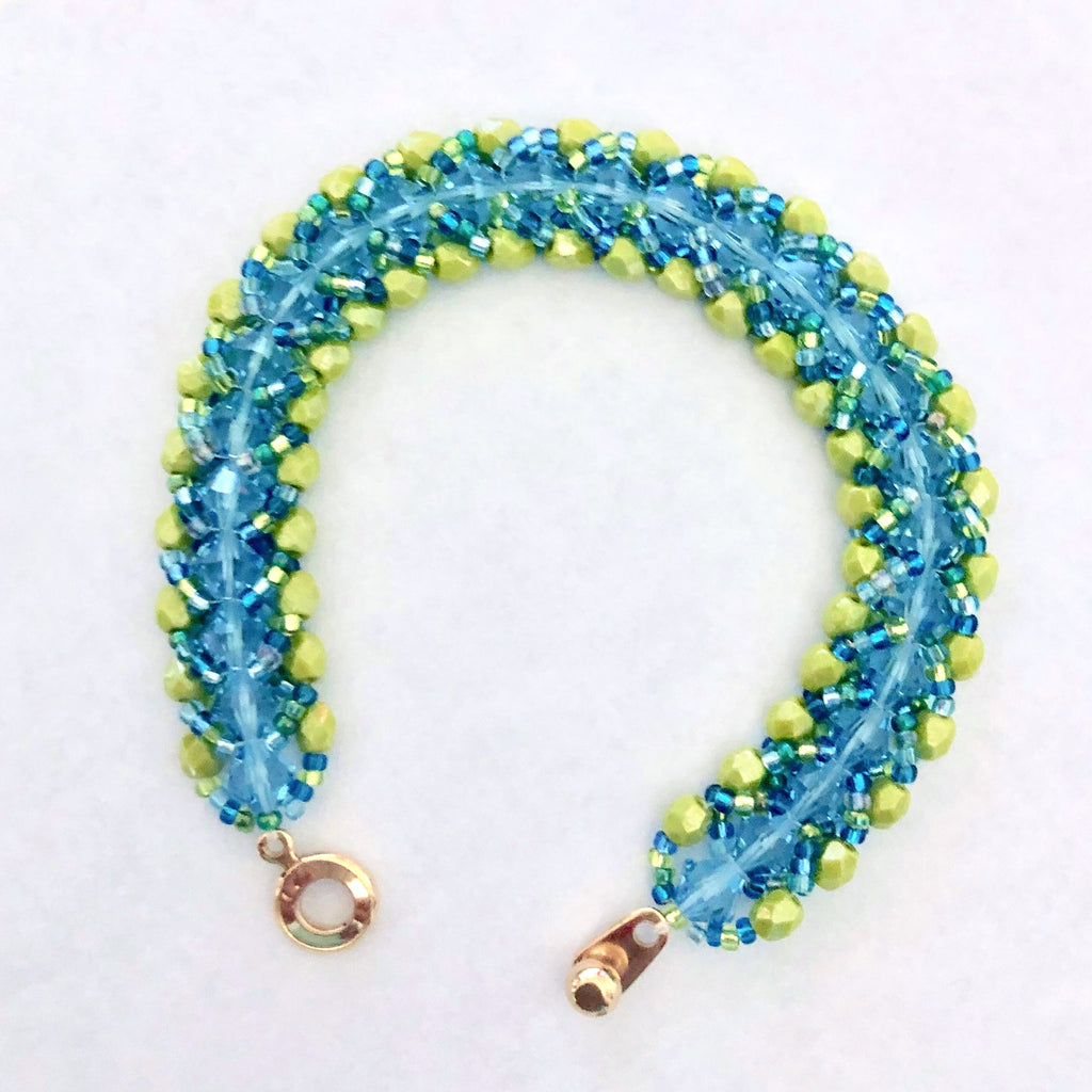 Beach Bling Bracelet Kit - Tail of the Mermaid
