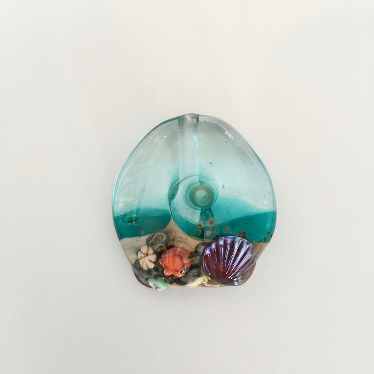 Under the Sea Lampwork Glass Beads