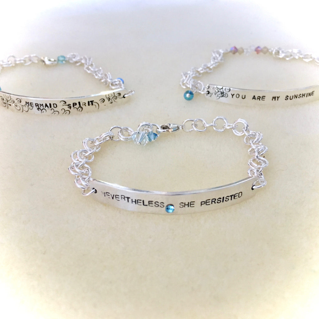 Words of Affirmation Bracelet Class