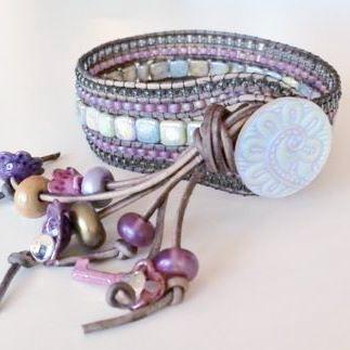 It's A Wrap Bracelet Class Island Cove Beads & Gallery