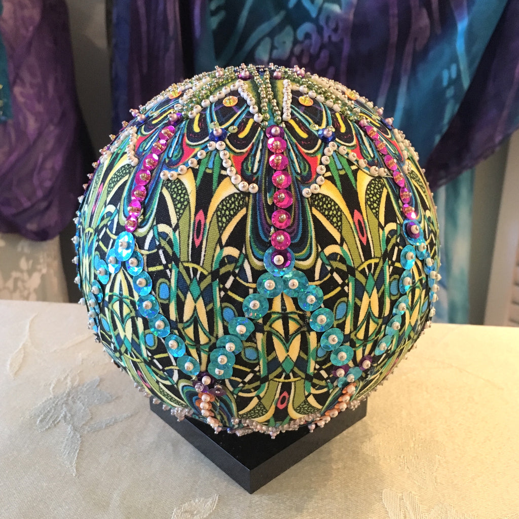 Kaleidoscope Whimsy Ornament Class