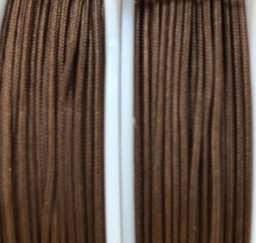chinese knotting cord - light brown