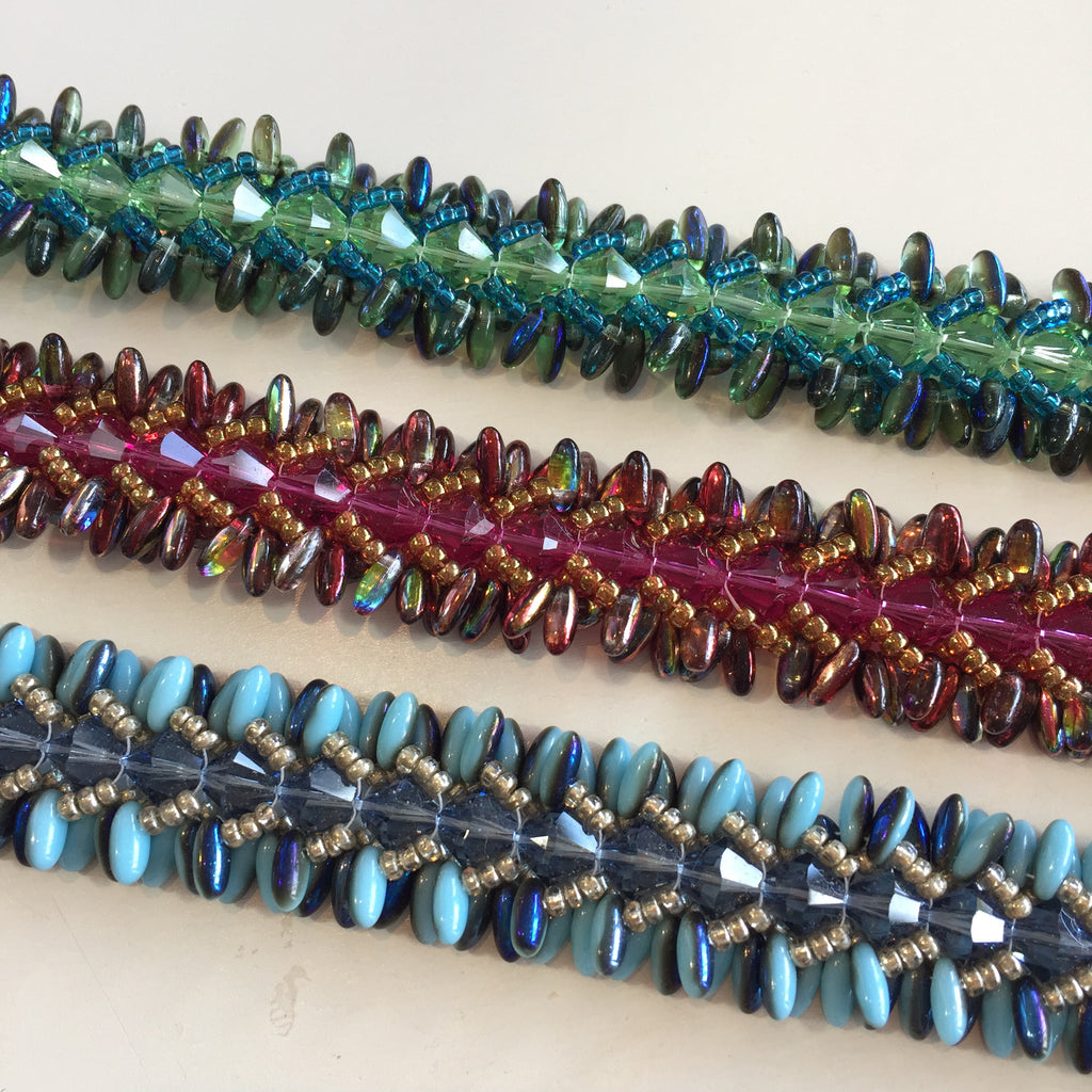 Flutterby Bracelet Kits at Island Cove Beads