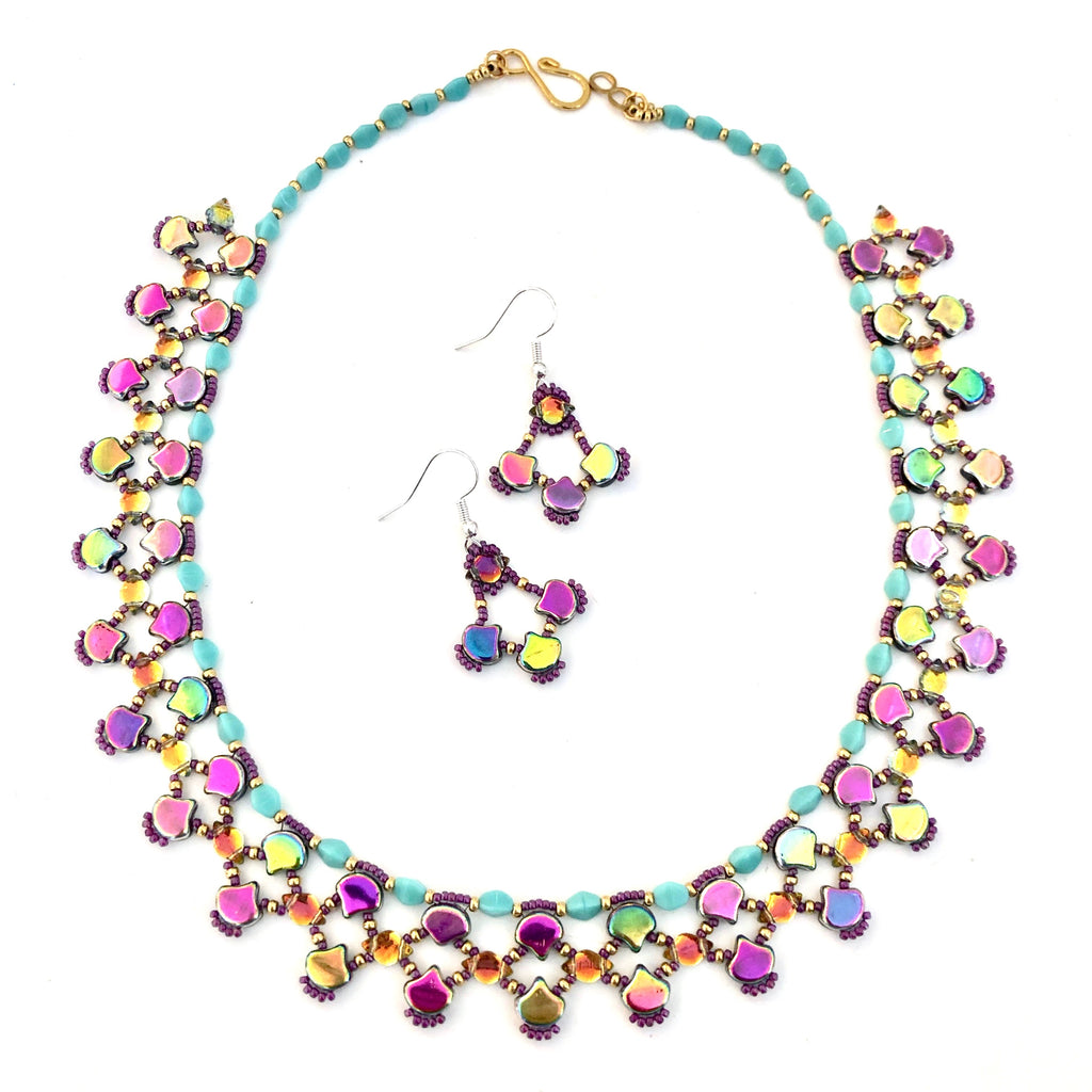 Royal Ginko Necklace Class