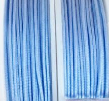 chinese knotting cord - powder blue