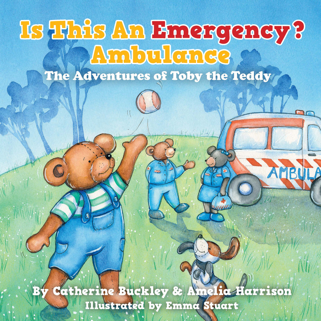 Is This An Emergency? Ambulance