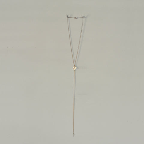 Lariat Sun Necklace