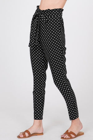 ARI POLKA DOT PANTS