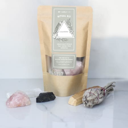 CLEANSING RITUAL KIT